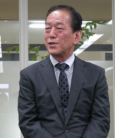 サンエイグループ代表 吉田 清志